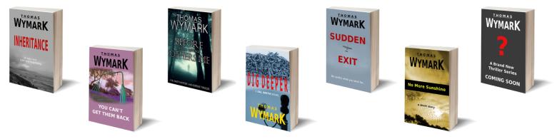 Books by Thomas Wymark